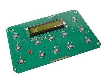 Elektronik Knappkort BJ53K