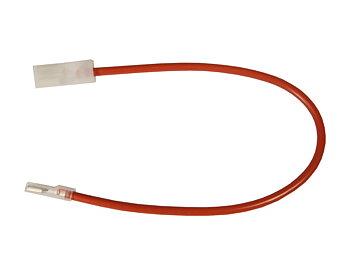Motorkabel Röd 1x6mm² 0,3m