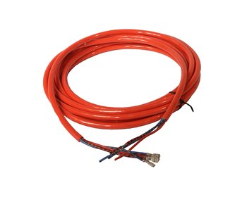 Kabel  4x2,5mm² + 2x0,34mm² Fjärrkabel 7,14 meter