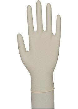 Handske latex puderfri L 100/FP