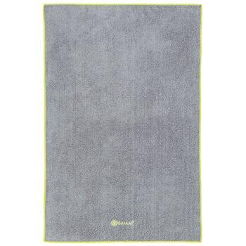 YOGA HAND TOWEL CITRON/STORM