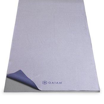 NO-SLIP YOGA TOWEL VIOLET/LILAC