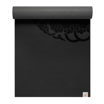 5MM YOGA MAT PERFORMANCE DRY-GRIP BLACK LONGER/WIDER