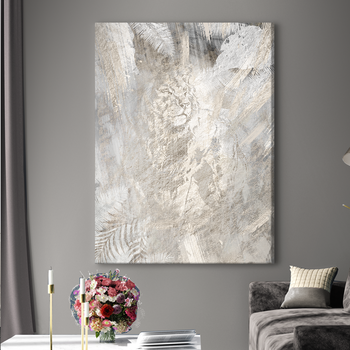 Lion Illustration Canvas