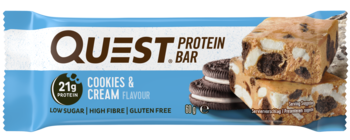 Quest Bar Cookies and Cream (60g)