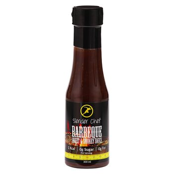 Slender Chef Barbeque 350ml.