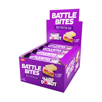 Battle bites - Glazed sprinkled donut 62g