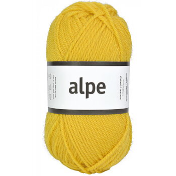 Alpe Canary Yellow