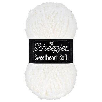 Scheepjes Sweetheart  Soft - 001