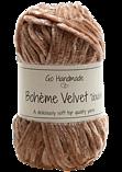 "Bohème Velvet ""double"""