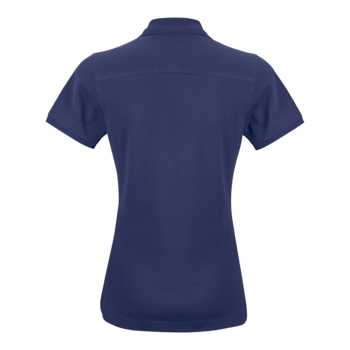 Women's Pique Magda, Indigo, South West Everywear, Organic, Fairtrade & GOTS