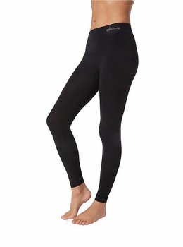 Full Length Leggings Basic, Black, Boody Bamboo Eco Wear, Organic