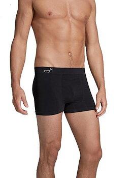 3-pack Boxers - Klassiska - Herr - Boody Bamboo Eco Wear - EKO - Svart