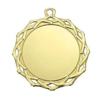 Medaljer 70 mm - Pris inklusive eget motiv/sportmotiv i färg, medaljband och valfri text på baksidan