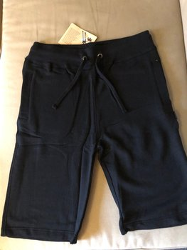 Sweatpants Shorts - Herr - Neutral - Fairtrade, EKO & GOTS - Svarta