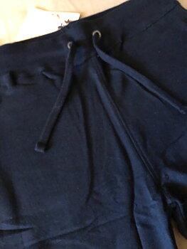 Sweatpants Shorts - Herr - Neutral - Fairtrade, EKO & GOTS - Svarta