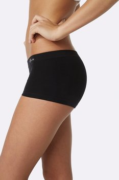 Women's Boyleg Briefs, Black, Underwear, Boody Bamboo Eco Wear, Organic