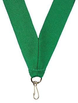 Medaljband Långt 800x22 mm - Grön