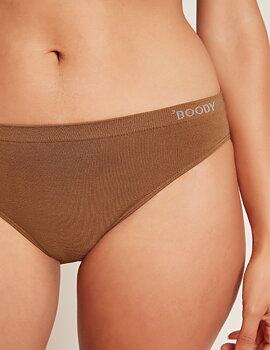 Trosa - Klassisk Bikini - Boody Bamboo Eco Wear - EKO - Brun