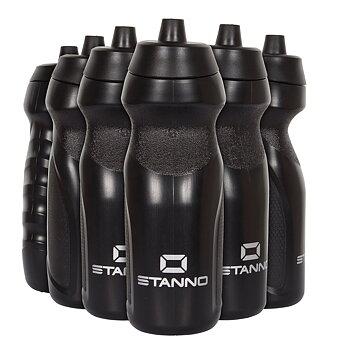 CENTRO Sportflaskor 750 ml 6-pack - Stanno - Svart