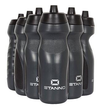 CENTRO Sportflaskor 750 ml 6-pack - Stanno - Grå
