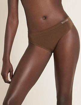Trosa - Klassisk Bikini - Boody Bamboo Eco Wear - EKO - Mörkbrun