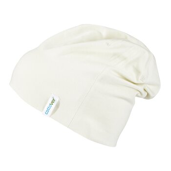 Beanie - Cottover - Fairtrade, EKO & GOTS - Natur