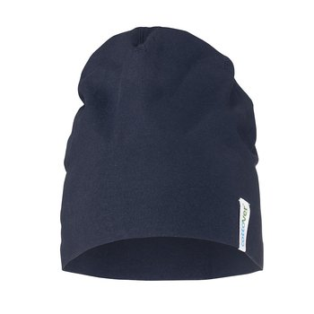 Beanie, Cottover, Navy, Fairtrade, Organic & GOTS
