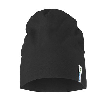 Beanie, Cottover, Black, Fairtrade, Organic & GOTS
