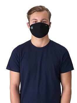 5-pack Ansiktsmask/Munskydd 3 lagers - Tvättbar/Återanvändas - Neutral - Fairtrade, EKO & GOTS - 12 olika färger