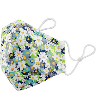 Commuter Face Mask (Sublimated Print) - CMK-4 - Stormtech  - Wildflower