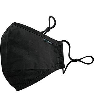 Ansiktsmask 8-lager - Tvättbar/Återanvändas - Stormtech - Svart