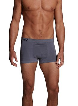 Men's Original Boxers, Charcoal, Boody Bamboo Eco Wear, Organic