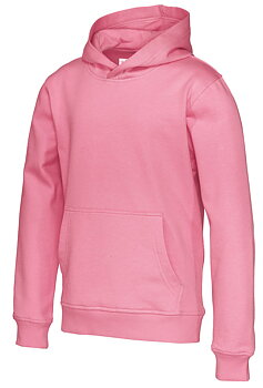 Hoodie - Barn - Cottover - Fairtrade, EKO & GOTS - Rosa
