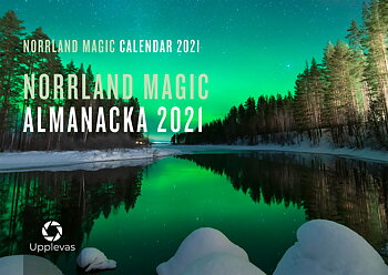 ALMANACKAN NORRLAND MAGIC 2021