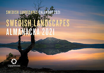 ALMANAC SWEDISH LANDSCAPES 2021