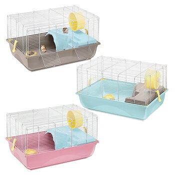 Hamsterbur Criceti 60 Krom Imac