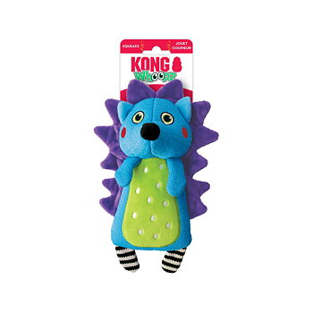 Hundleksak Whoopz Hedgehog Medium KONG