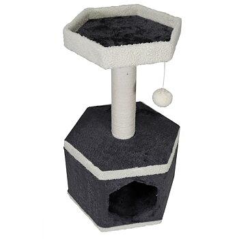 Klösmöbel Hexa 1 Grå/Vit Aimé