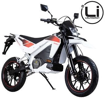 ELMOPED VIARELLI SUPERMOTARD KLASS 1