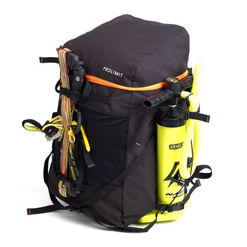 PROLIMIT Kite Session Bag SVART/ORANGE