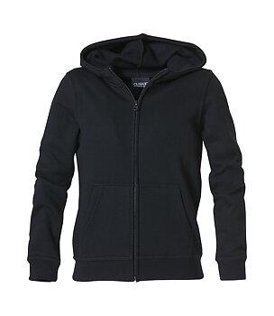 Basic Hoody Full zip för Uppsalaflickorna, Junior & Herr