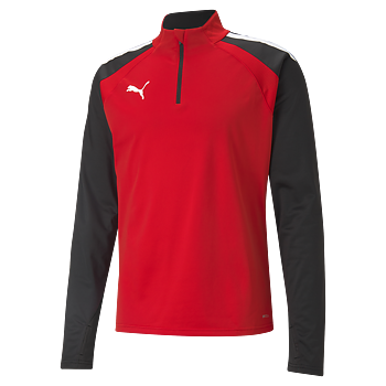 TeamLIGA 25 1/4 Zip Top Herr