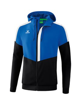 Erima Squad Track Top Jacket with hood
