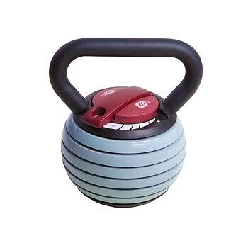 Kettlebel justerbar 1-18 kg