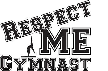 "Singlett ""Respect ME Gymnast"""