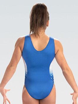 Gymnastikdräkt nylon/spandex