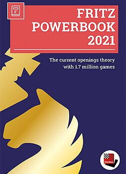 Fritz powerbook 2021 uppgradering från Fritz Poerbook 2020