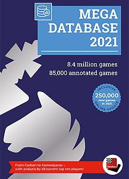 Mega Database 2021 uppgradering från äldre Mega