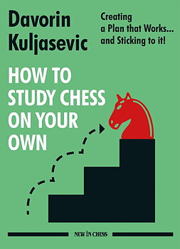 How to Study Chess on Your Own av Davorin Kuljasevic
